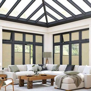 conservatory orangery blinds