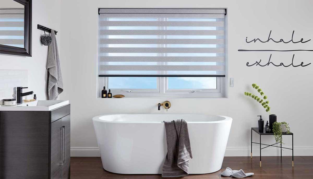 bathroom vision blinds