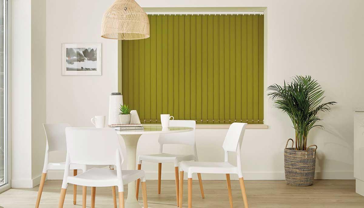 green pollergen blinds