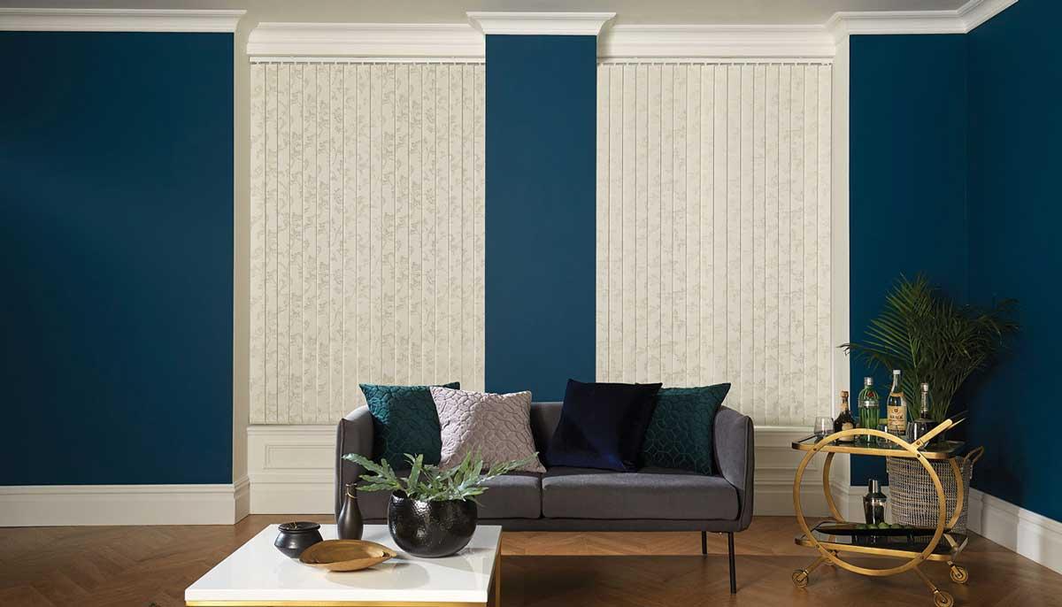 new vertical blinds